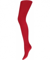 Dikke rode dames panty