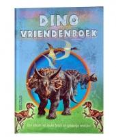 Dino vriendschapboekje