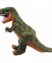 Dinosaurus knuffeldier t rex 76 cm