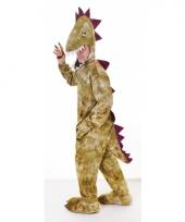 Dinosaurus outfit voor volwassenen
