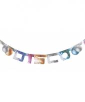 Disco letterslinger van 180 cm
