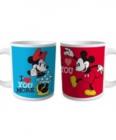 Disney bekers minnie en mickey