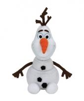 Disney frozen olaf 30 cm met geluid