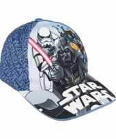 Disney star wars cap voor jongens