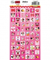 Disney stickertjes minnie mouse