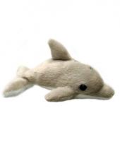 Dolfijn knuffeldiertje 10 cm