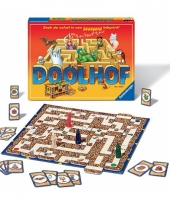 Doolhof bordspel