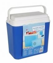 Draagbare elektrische koelbox 22 liter
