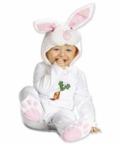 Dreumis verkleedkleding konijntje