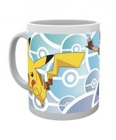 Drink beker pokemon ash en pikachu