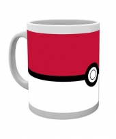 Drink beker pokemon pokebal