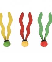 Duikballetjes met neopreen staartjes