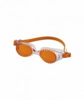 Duikbril voor kinderen oranje
