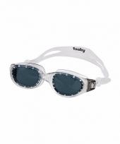 Duikbril zwarte lenzen voor volwassenen