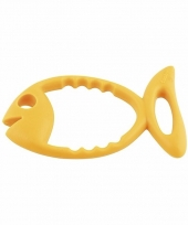 Duikring oranje vis