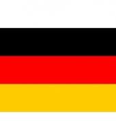 Duitse mega vlag 150 x 240 cm
