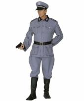 Duitse soldaat carnavalskleding
