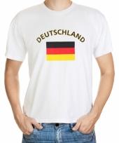 Duitse vlaggen t-shirts
