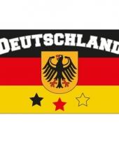 Duitsland fan vlag
