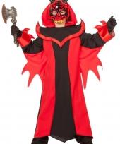 Duivels kostuum voor kinderen mephisto