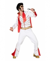 Elvis kleding met bijpassende sjaal