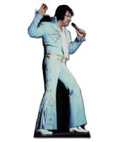 Elvis presley decoratie bord 10032975
