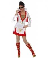 Elvis verkleedkleding voor dames