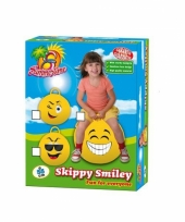 Emoticon skippy bal
