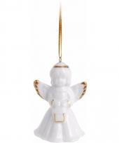 Engel kerstboomhanger 6 cm type 1