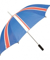 Engelse vlag paraplu