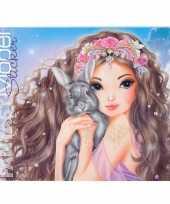 Fantasy topmodels stickerboekje deluxe
