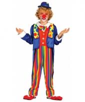 Feest kostuum clown