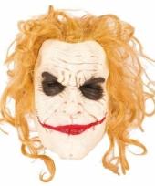 Feest masker horror scary joker