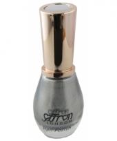 Feest nagellak zilver