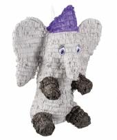 Feest pinata olifant 52 cm