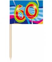 Feest prikkers 60 jaar