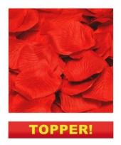 Feest rozenblaadjes in het rood 10049628