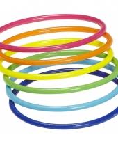 Feestartikel neon armbandjes