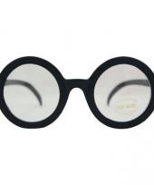 Feestbril voor een studenten outfit