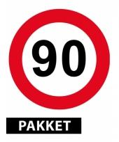 Feestpakket 90e verjaardag