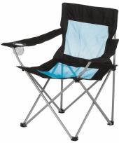 Festival campingstoel met leuning