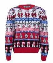 Foute kerst sweater voor volwassenen