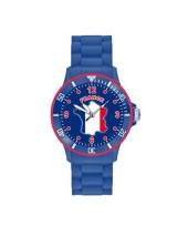 Frankrijk supporters horloge