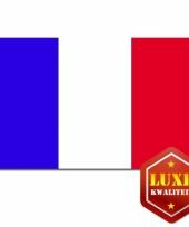 Frankrijk vlaggen 100 x 150 cm