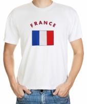 Franse vlaggen t-shirts