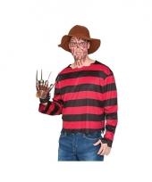 Freddy shirt met hoed voor heren