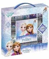 Frozen anna en elsa stickervellen