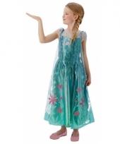 Frozen fever verkleed jurkje voor meiden 10064056
