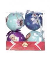 Frozen kerstballen 7 5 cm