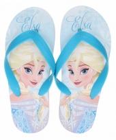 Frozen kinder slippers elsa voor kinderen